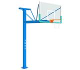 东莞龙翔灌神篮球架LX-005B厂家生产 批发直销海南省篮球架