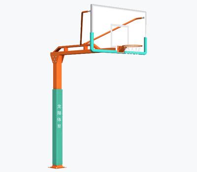 LX-012B高档方管篮球架