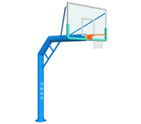 LX-006圆管单臂篮球架